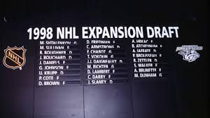 from six teams to 31 history of nhl expansion nhl com