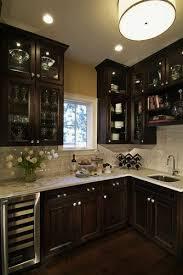 kitchen engaging dark oak kitchen cabinets base dark oak kitchen