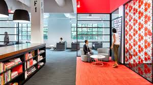 coca cola u0027s headquarters have a refreshing new look co design