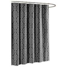 Bath Shower Curtains And Accessories Gray Shower Curtains Shower Accessories The Home Depot