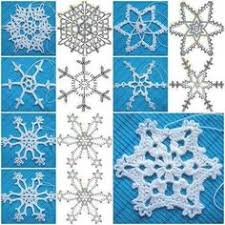 5 free crochet snowflake patterns maggie s crochet all about