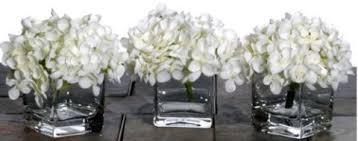 hydrangea centerpiece white hydrangea centerpiece