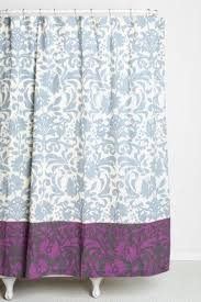 Curtains With Ribbons Ribbon Shower Curtain Foter