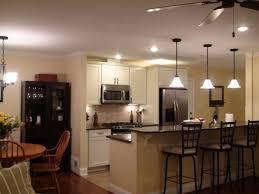 Kitchen With Track Lighting by Best Kitchen Island Bar Ideas On Kitchen With Kitchen Island