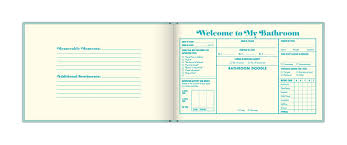 guest sign in books knock knock bathroom guest book 50012 office products