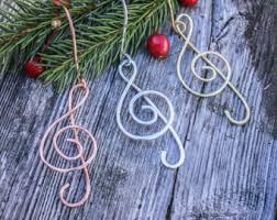 wire treble clef etsy