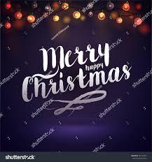 merry christmas beautiful festive background vector stock vector