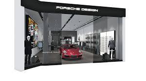 porsche design store porsche design opening new concept store in south coast plaza u2013 wwd