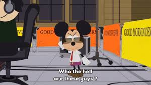 angry mickey mouse gif south park u0026 share giphy