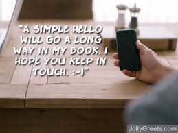what to write in a keep in touch card keep in touch messages