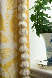 Decorative Trim For Curtains Best 25 Yellow Curtains Ideas On Pinterest Yellow Curtains For