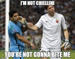 Suarez Memes - luis suarez meme showing no one will ever forget his biting sportige