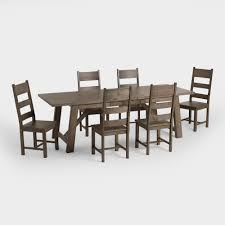 farmhouse dining furniture collection furniture world and world