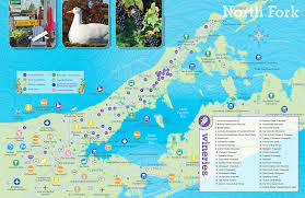 Hamptons Map Wine Tour Long Island Best Ideas Of Wine