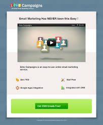 Small Business Email Marketing Solutions by 8 Small Business Product Landing Pages Critiqued For Conversion