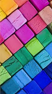 iphone 5 wallpapers photo rainbow colors cubes http