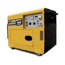 all power america silent diesel generator apg3202n 6500 watts