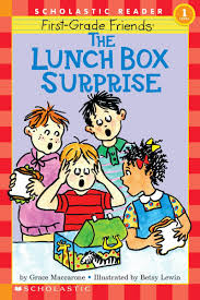 scholastic the first thanksgiving schol rdr lvl 1 first grade friends the lunch box surprise