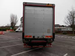 renault midlum 270dxi curtainside trailer trucks trailers