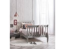 White Single Sleigh Bed Arid Single Sleigh Bed Frame In Grey