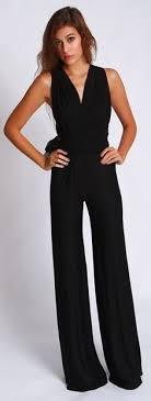 jumpsuits black neck black ankle length jumpsuit ankle length ankle and