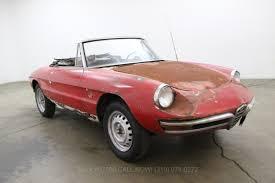 alfa romeo classic spider 1968 alfa romeo duetto spider beverly hills car club
