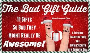 2014 bad holiday gift guide