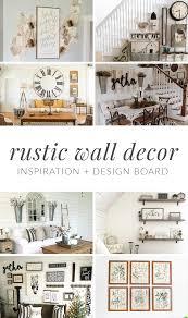 Rustic Room Decor Rustic Wall Decor Inspiration Yellow Birch