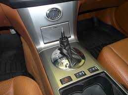 how to 06 shifter panel ashtray removal infiniti fx forum