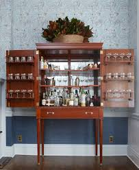 Bar Hutch 373 Best Bars Carts And Trays Images On Pinterest Bar Carts Bar