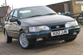 ford sierra v6 xr4x4 spares breaking retro rides
