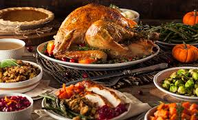 thanksgiving dinner in new hshire hill resorts