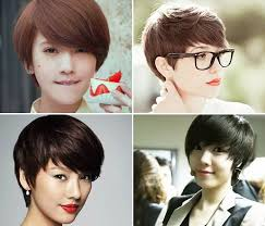 tomboy hairstyles which faces are suitable for tomboy hairstyle