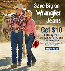 Boot Barn Jeans Bootbarn Com Mix And Match Get 10 Back On Wrangler Jeans Milled