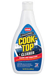 How To Clean A Glass Top Cooktop Whink Glass Ceramic Cook Top Cleaner Review