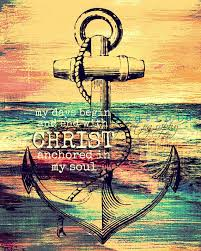 Love Anchors The Soulnautical Anchor - anchor in christ religious faith nautical decor product options