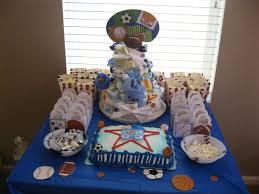 Sports Baby Shower Centerpieces by 37 Best Ideas For Becca U0027s Baby Shower Sports Themed Images On