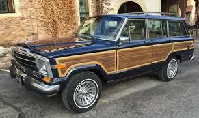 wagoneer jeep 2015 hemmings find of the day 1989 jeep grand wagoneer hemmings daily