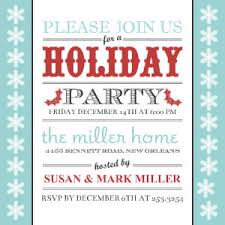 holiday party invitation template vertabox com