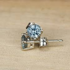 benitoite engagement ring heated montana sapphire earrings 3 5 5 5 mm u2013 earth u0027s treasury