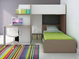 lit superposé bureau lits superposés samuel 2x90x190cm 3 coloris option matelas