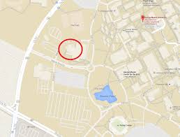 Gmu Campus Map Contact Us The Patriot Battalion George Mason University