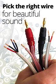 best 25 speaker wire ideas on pinterest car sound systems car