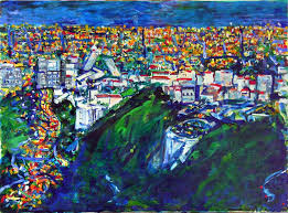 impressionist landscape paintings of los angeles impressionist
