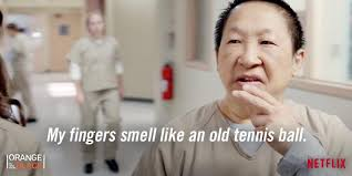 Black Asian Meme - kulture offense report orange is the new black but asian people