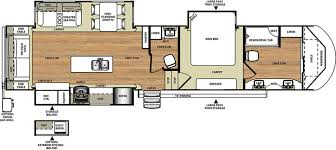 Salem Travel Trailers Floor Plans by New Or Used Fifth Wheel Campers For Sale Rvs Near Rapid City