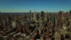 aerial view of midtown manhattan and all the cities apartments