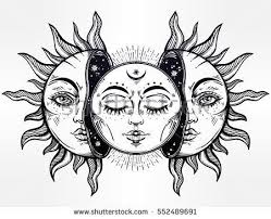 best 25 black sun tattoo ideas on pinterest yin yang designs