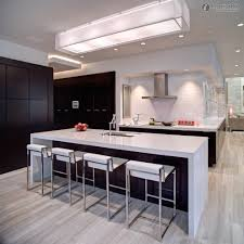 modern kitchen ceiling lights with low profile lighting fixtures