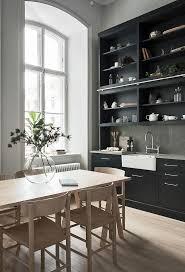 loft kitchen visualization design kola studio tags wooden